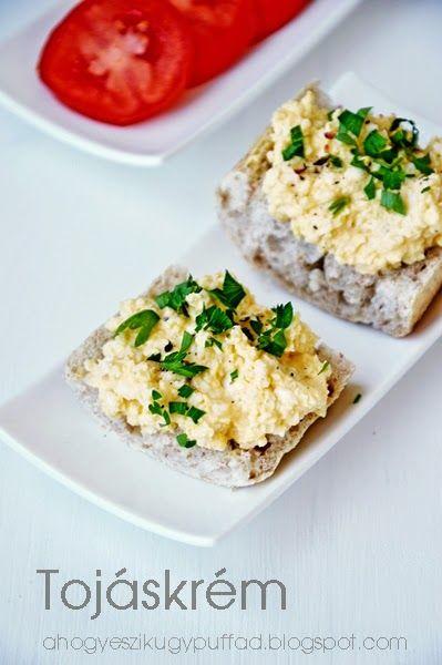Ahogy eszik, úgy puffad: Tojáskrém/ Egg salad