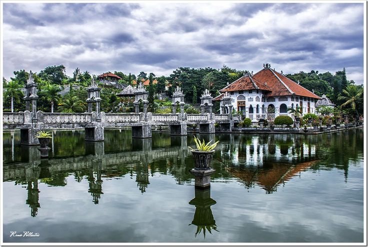 Taman Ujung Water Palace, Karangasem, Bali