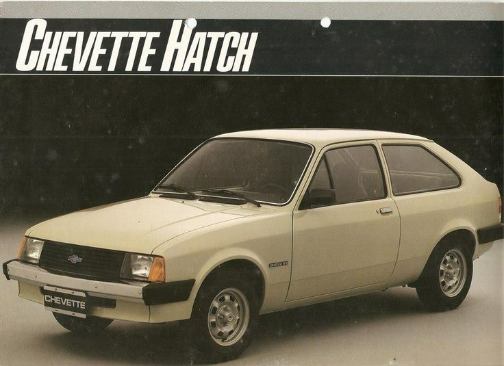 1986 Chevrolet Chevette Hatch Maintenance/restoration of old/vintage vehicles: the material for new cogs/casters/gears/pads could be cast polyamide which I (Cast polyamide) can produce. My contact: tatjana.alic@windowslive.com