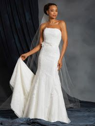 Alfred Angelo 2531 - Mermaid and Fishtail gowns - Sugar and Spice UK - Lincoln
