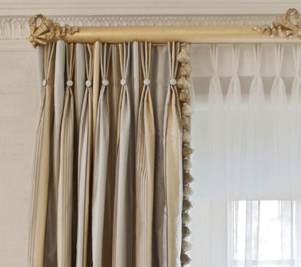 What Is The Difference Between Curtains And Drapes Pinch Pleat