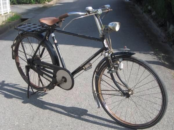 Vintage Japanese Bicycle 50