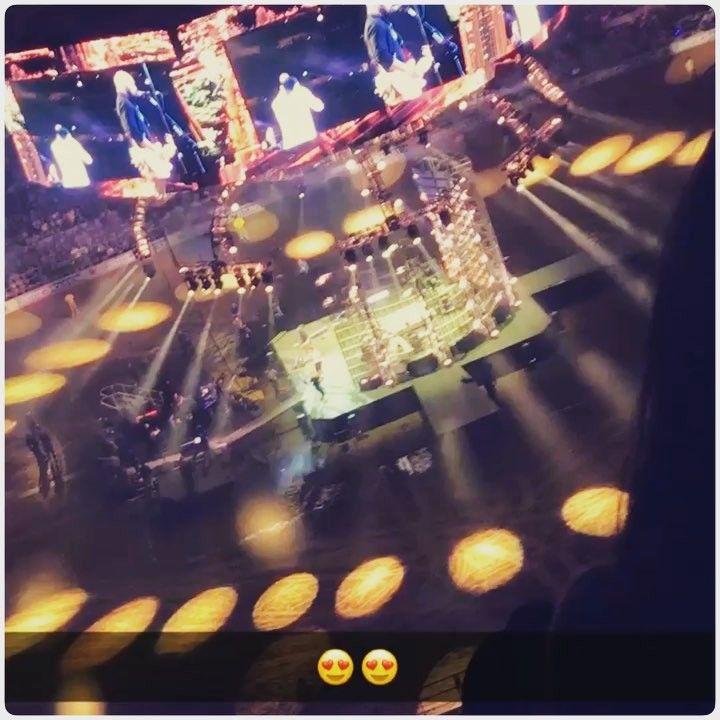 Take me back �� #samhunt #houston #rodeo #houstonrodeo #texas #bodylikeabackroad #sam #hunt #concert #music http://misstagram.com/ipost/1551527647778235880/?code=BWIIizhBOXo