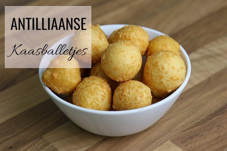 Antilliaanse kaasballetjes recept