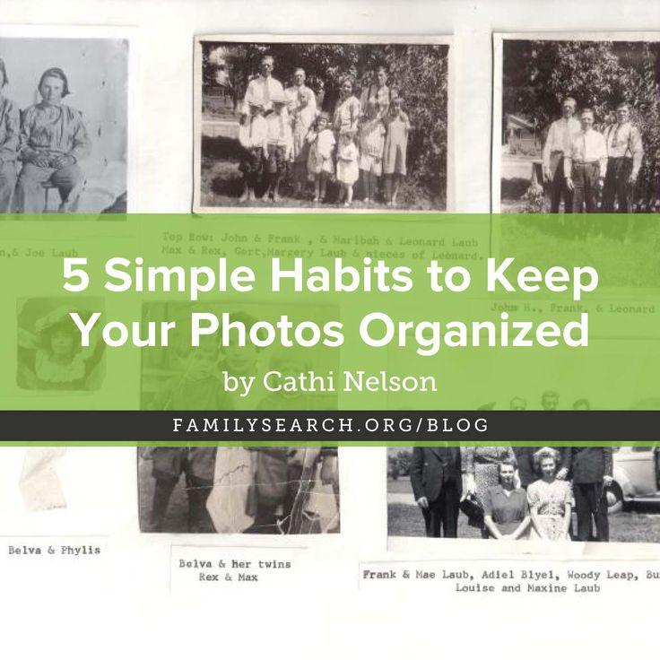 636 best family history genealogy personal history images on 5 simple habits to keep your photos organized fandeluxe Gallery