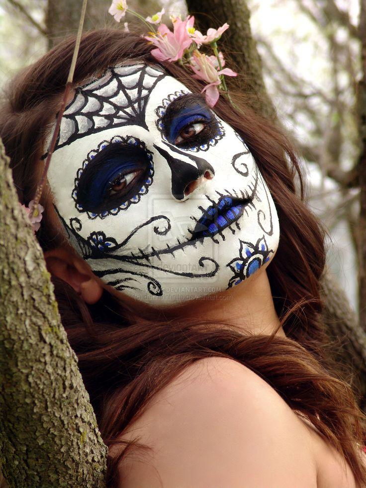 181 Best El Dia De Los Muertos Images On Pinterest