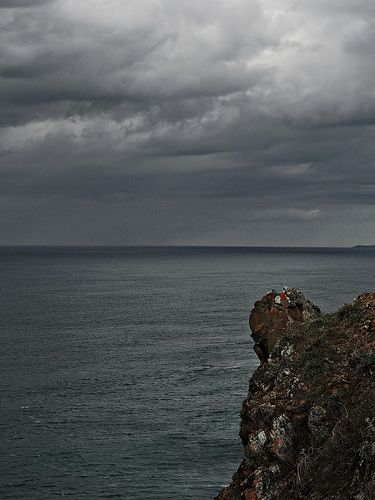 Landscape - Rock on sea Flickr - https://www.flickr.com/photos/123419261@N02/ Tumblr - ozpicday.tumblr.com