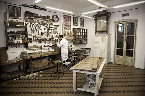Tecnica shabby e restauro del legno si uniscono