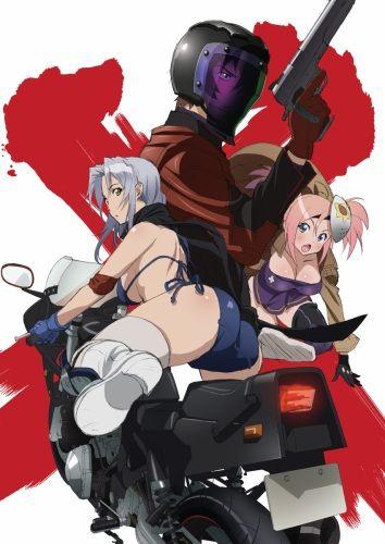 ::AniDB.net:: Anime - Triage X ::