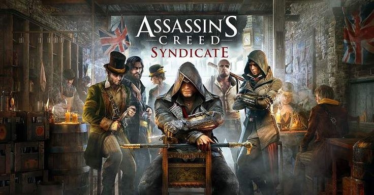Assassin's Creed Syndicate New Story Trailer - Gameboyce #gametrailer #AssassinCreed