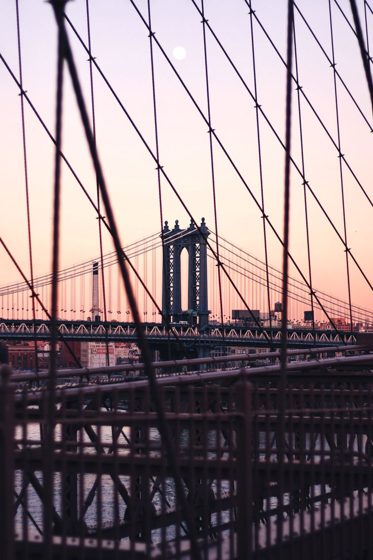 PHOTOGRAPHY | New York City, Spring 2016 ~ETS #bridge