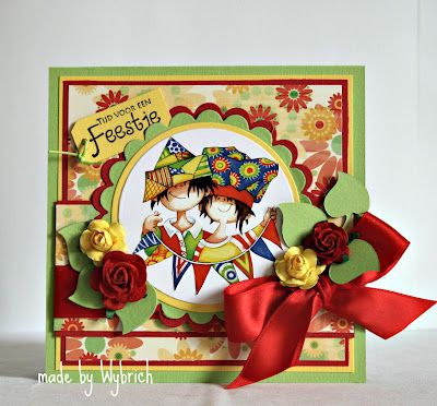 Cards made by Wybrich: september 2012