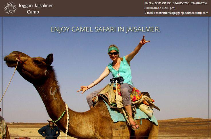 Enjoy some amazing desert activities arranged by team of Joggan Jaisalmer Visit http://goo.gl/bzKgRw
