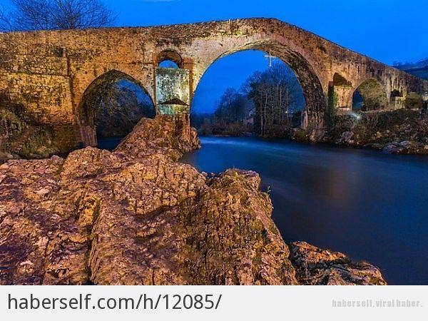 Dünyanın Farklı Ülkelerinden Hepsi Birer Mimari Harika Olan 27 Köprü - Haberself
