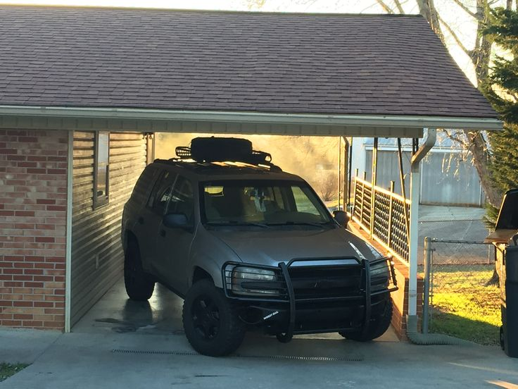 2007 Chevy Trailblazer #derrickrucker02build