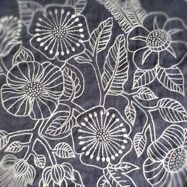 Yumiko higuchi embroidery | Facebook