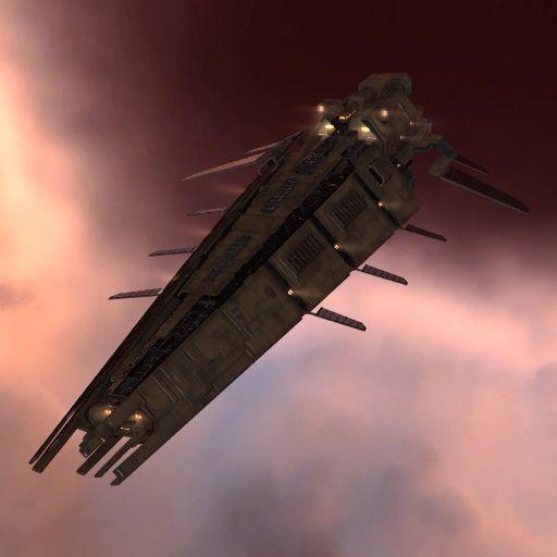 Hurricane (Minmatar Republic Combat Battlecruiser) - EVE Online ships