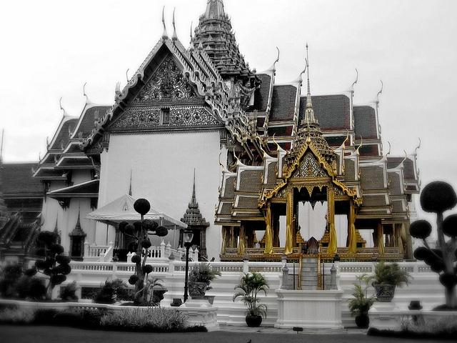 essay over thailand
