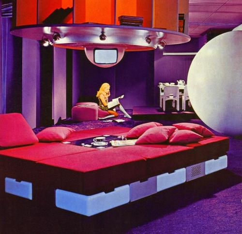 Interior Design By Retro Interiors: 105 Best 60s And 70s Interior Design Images On Pinterest
