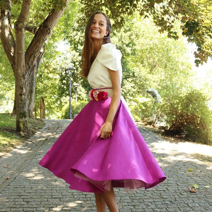 Sin sapos ni princesas: Aluèt: Vestidos y faldas perfectos para invitadas