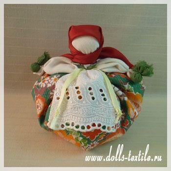 Традиционная русская народная кукла