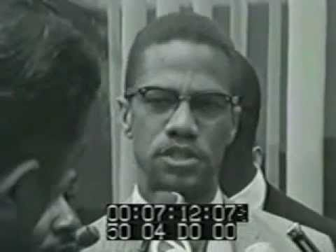 MALCOLM X: WHY I LEFT THE NATION OF ISLAM