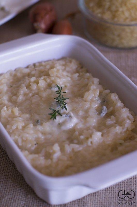 risotto al gorgonzola cottura al microonde