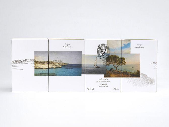 DIPTYQUE Animation Voyage - Agence Simone / Stratégie & Image de marque
