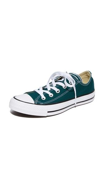CONVERSE Chuck Taylor All Star Ox Sneakers. #converse #shoes #sneakers