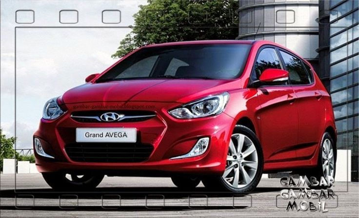 gambar Hyundai Grand Avega 2012