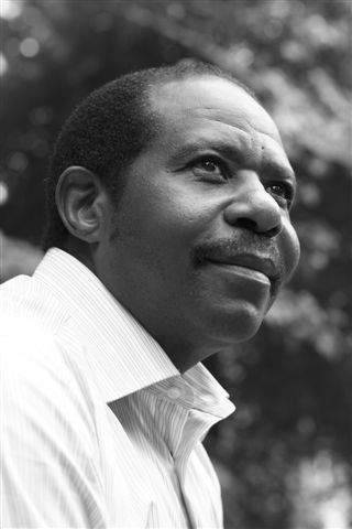 """Paul Rusesabagina, whose experience during the Rwandan genocide was told in the film """"Hotel Rwanda"""" and in his own book An Ordinary Man. (March 2009)"""
