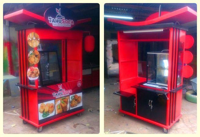 Booth Makanan Ala Jepang