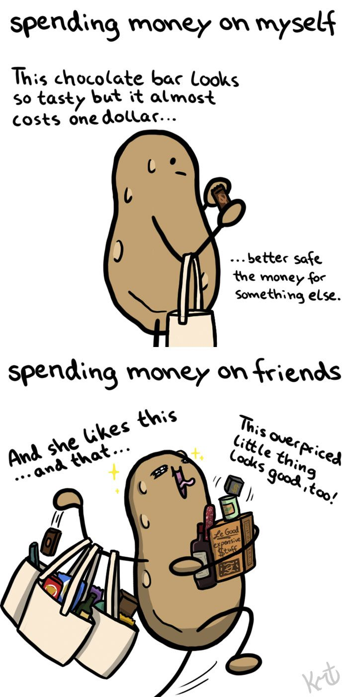 I M Not The Prettiest But I Have A Good Personality And Here S My Life As A Potato 24 Comics Comics Funny Comics My Life