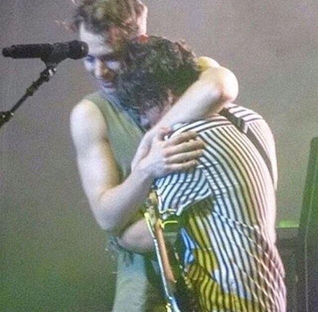 James + Brad