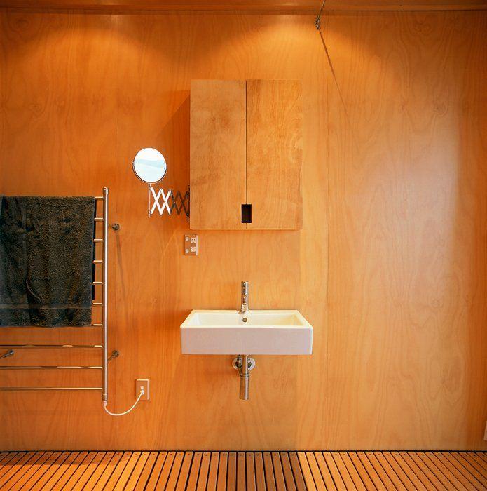 Crosson Clarke Architects Have Designed The Award Winning Coromandel Bach House In Coromandel New Zealand