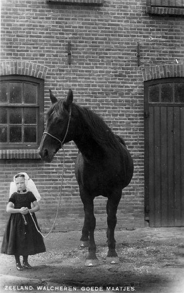 Walcheren, Nederland, +- 1900