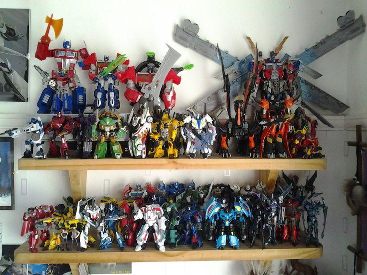 Transformers Collection by Hardtreads.deviantart.com on @DeviantArt
