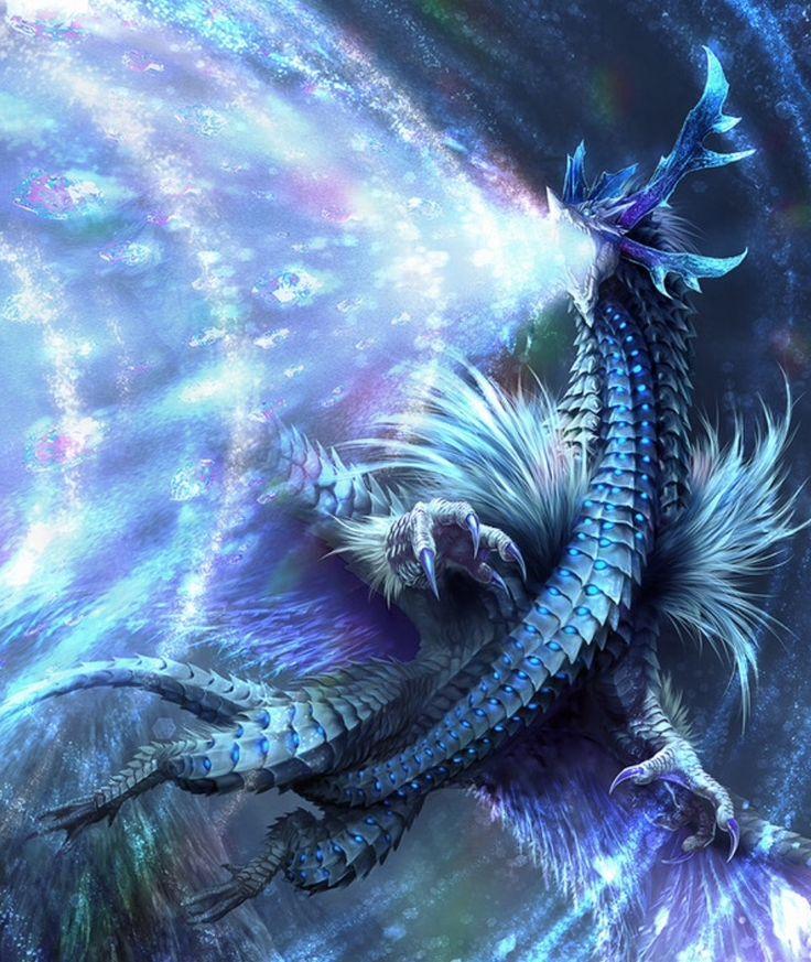 Dragon Des Glaces <3