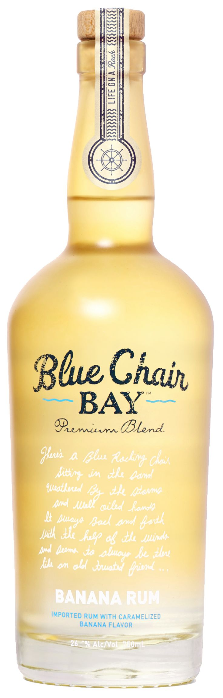 Fishbowl Spirits Has Launched A New Flavour In Its Blue Chair Bay Portfolio  Of Rums. Related To Product Launches, Spirits, Diageo,