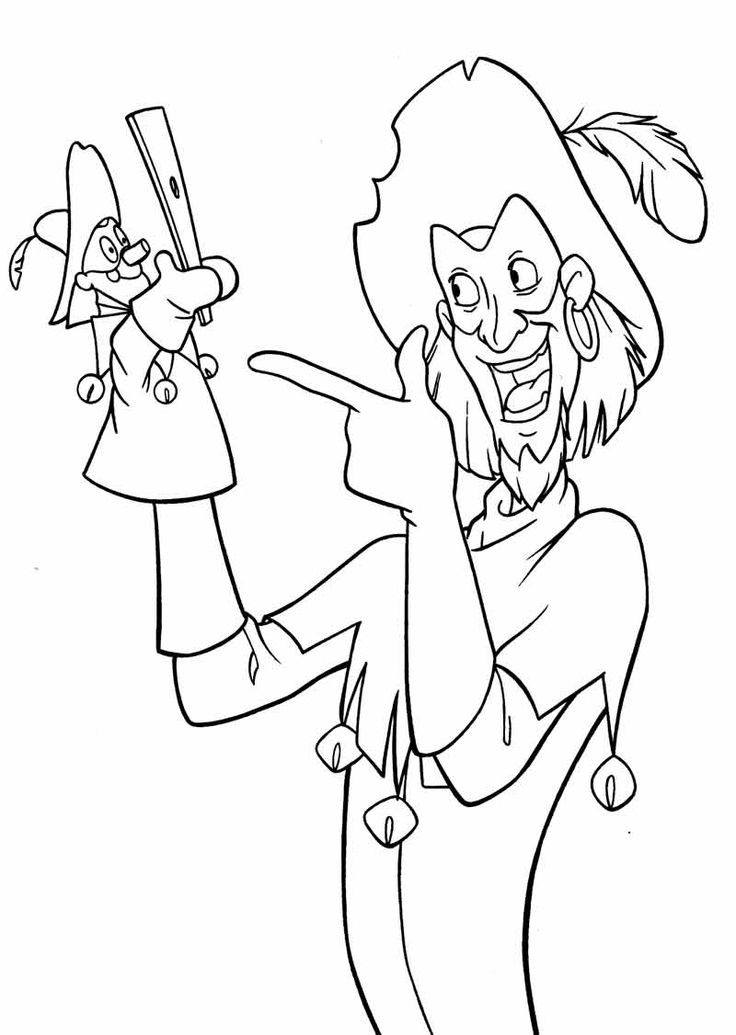 hunchback coloring pages - photo#19
