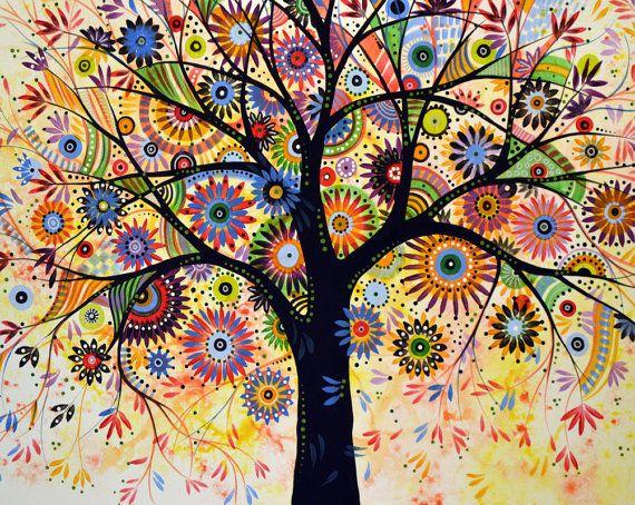 Art Print par Amy Giacomelli... Donneur de vie--Signé 8 x 10
