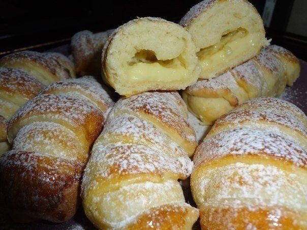 Очень вкусные воздушные булочки, даже похоже на вкус пирожного. Обсуждение на LiveInternet - Российский Сервис Онлайн-Дневников