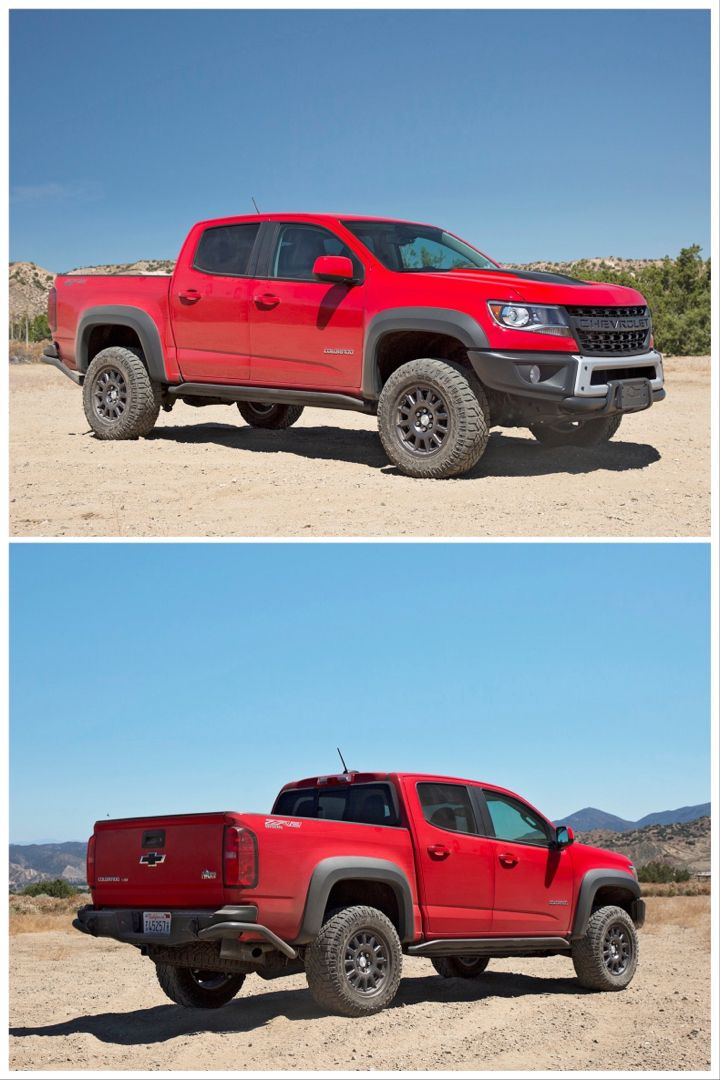 2020 Chevrolet Colorado Zr2 Bison Review How Is It Different From Zr2 In 2020 Chevrolet Colorado Chevy Colorado New Trucks