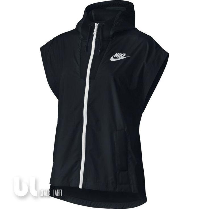 Nike Tech Hypermesh Vest Damen Weste Laufweste Mesh Weste Fitness Weste Schwarz in Kleidung & Accessoires, Damenmode, Westen   eBay!