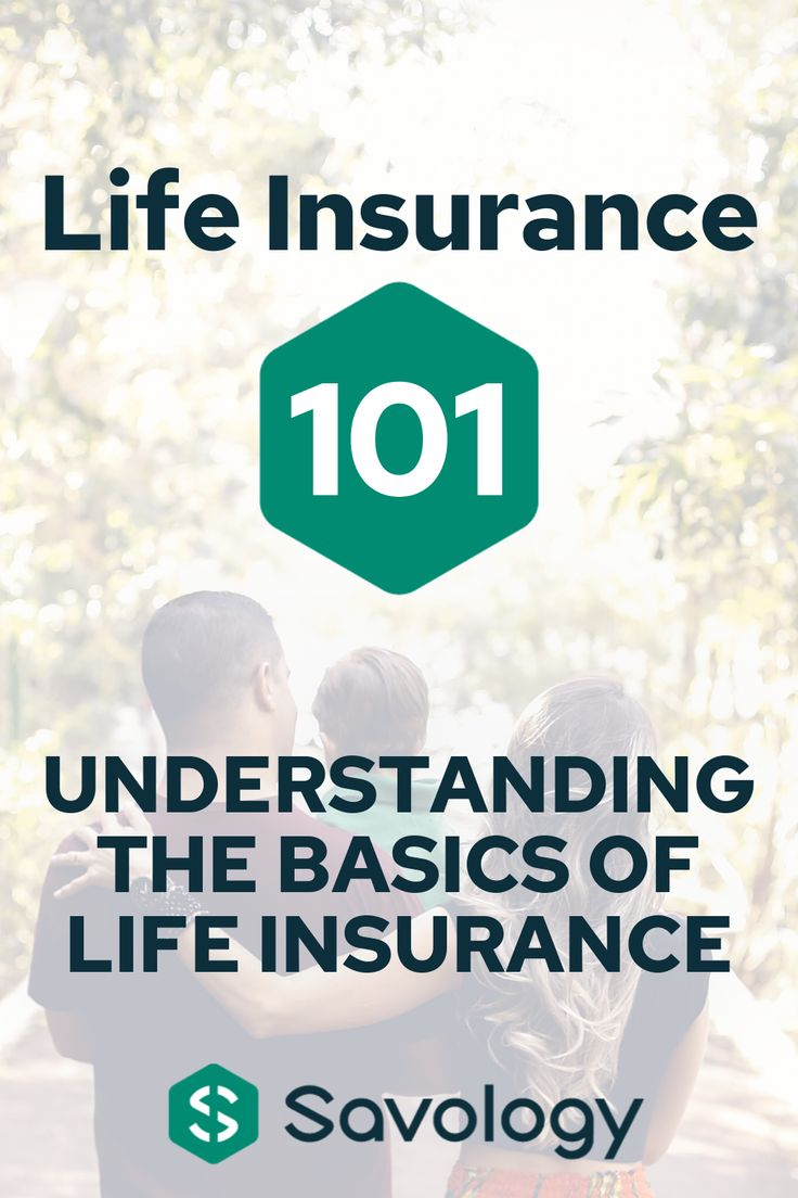 Life insurance 101 an introduction to understanding life