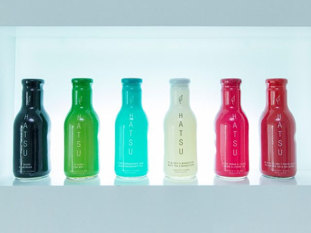 Hatsu Tea on Packaging of the World - Creative Package Design Gallery