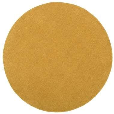 Vloerkleed Colours - oker - Ø68 cm