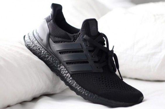 Ultra Boosts Triple Black