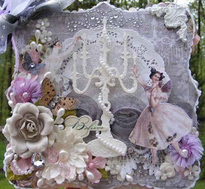 Prima Fairy Belle mini album: