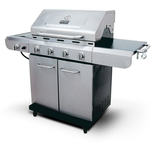Walmart Electric Grills Outdoor ~ Char broil burner t r gas grill with side